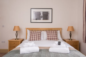 Anne McLaren House Double Room